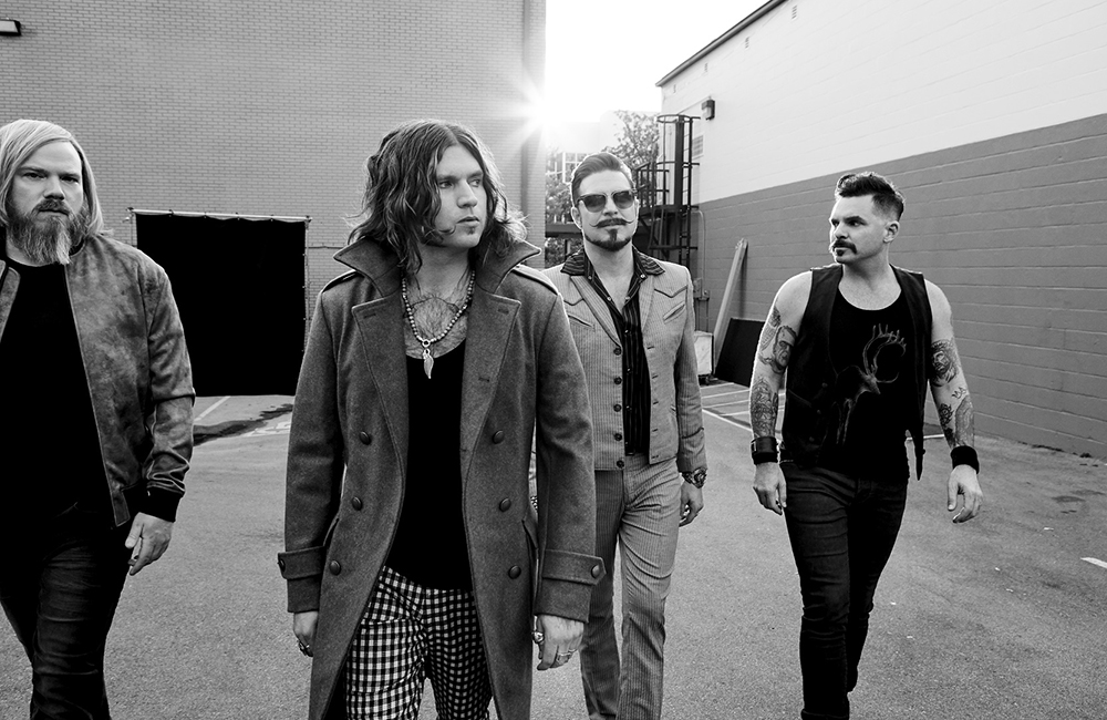 Rival Sons - Main Pub 2018 - Jimmy Fontaine