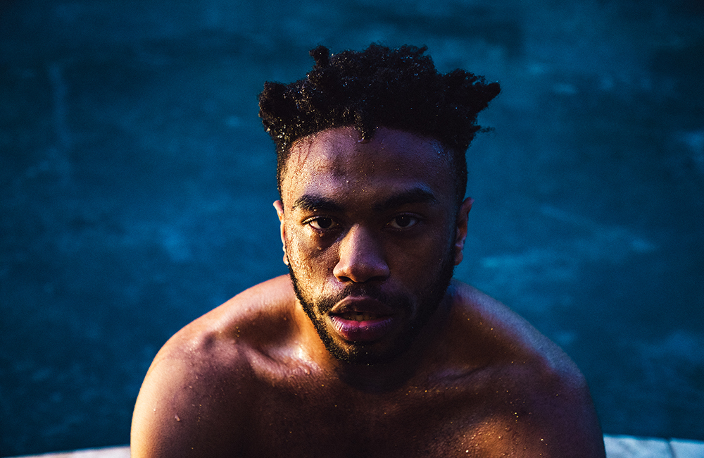 Kevin Abstract by Ashlan Grey